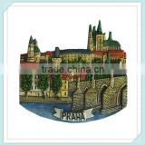 OEM 3D Custom City Souvenir Resin Fridge Magnet