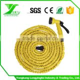 2015 hot new products shrinking hose/faucet extension hose/extending garden hose