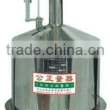 LT-1 stainless steel oil barrel standard metal prover