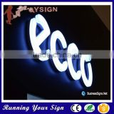 Super popular led acrylic alphabet letters light box letter sign 3d                                                                         Quality Choice