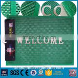 Highly welcomed non slip PVC door mat/floor mats