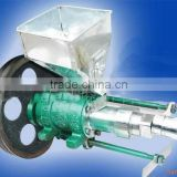 2012 best seller small multi-functional Small puffed rice food extruder machine