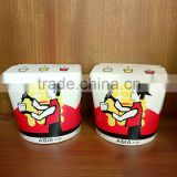 single use recycled disposable lunch wholesale takeaway paper food container