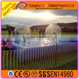 Commercial giant water pool bubble ball inflatable swimming pool for kids