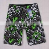 Bermuda shorts beach shorts board/Men board shorts with dye sublimation printing/waterproof mens board shorts/khaki board shorts