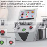 Beauty equipment precio de lipolaser portable/14 pads lipo laser machine lipolysis laser
