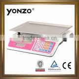 balance weight electronic weight machine for shop                                                                         Quality Choice
