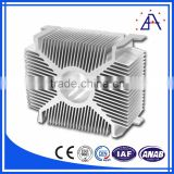 Brilliance factory high quality led aluminum extrusion heat sink