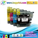 China factory wholesale compatible ink cartridge for Brother LC79 LC75 LC79XXL LC75XL refill ink cartridge for MFC-J6510DW