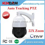 Kendom 1080p Auto Tracking PTZ Camera with 22x Optical Zoom Long Distance Night Vision Camera Super Highway Use