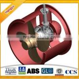 500 mm Marine tunnel bow thruster drived by electric motor With CCS,BV.RINA certification