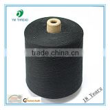 Dyed spun polyester yarn for woven tape knitting                                                                         Quality Choice