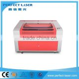 Perfect laser 60W PEDK-9060 Plywood/cloth/acrylic/wood Laser Engraving and Cutting Machine