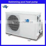 Residental air source heat pump water cooled chiller
