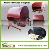SINOLIN high quality machine for wood handle fumigation