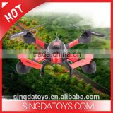 2015 Top Selling ! Sky Hawkeye 1315W 2.4GHz 4CH 6-Axis Wi-Fi Quadcopter Real Time Transmission With LED Light 0.3MP camera
