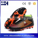 Latest Design Men's Outdoor Soccer Cleats Shoes TPU Sole Football Boots