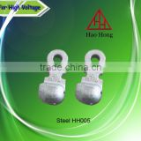 HAOHONG Factory electrical cable clamp / socket clevis / overhead line accessories / pole line hardware