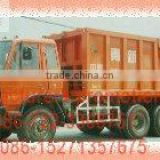 DTA5208 compression garbage truck / garbage compactor truck/refuse compression truck manufacturer