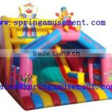 The most popular outdoor Happy Bear inflatable slide, inflatables, inflatable water slide SP-SL105