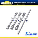 CALIBRE Truck Repair Extended Bar HGV Wheel Nut wrench set