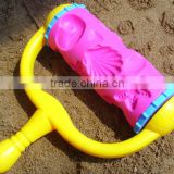 New Arrival Plastic Summer Sand Roller,Beach Game Tools