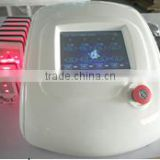 4 In 1 Slimming Body Contouring Machine Cavitation RF Lipo Laser Slimming Machine For Home Use