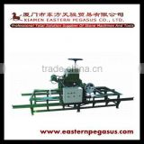 SEMI-Automaic stone litchi surface making machine with bush hammer