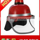 Wholesale plastic toy helmet fireman types of safety helmet safety helmet light
