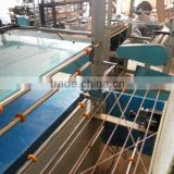 Computer control rolling T-shirt & flat bag making machine garbage bag making machine