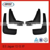 car front and rear mud guard FOR Jaguar XF 2012 2013 PP auto bumper guard