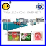 Plastic tear film unit and PP tearing film extrusion machine/Plastic Rope Extruder/PP rope twisting machine