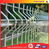 galvanized wrought iron ornaments fencing wire mesh fence
