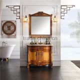 Hot selling antique wash basin/bathroom cabinet/Antique bathroom vanity cabinet