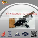New C Ring Stapler for coir mat making WOC-C1