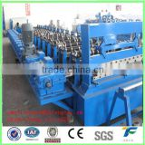 fully automatic cold steel strip profile c z purlin roll forming machinery/flange roll forming machine