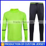Training football tracksuits, brand top quality training set for men, popular breathable men's soccer training suit