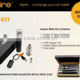 Newest 2015 Aspire Elite Kit Aspire Atlantis Mega Plus 3000mah CF Maxx Battery and good price