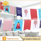 2017 fashion graduation party flag paper banner string bunting flags