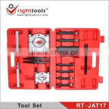 Right Tools 14 pcs bearing separator and puller set