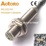 Proximity sensor M12 TR12-2AC AC220V vehicle detection sensor new products on china market