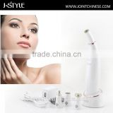 3 in 1 Fashionable diamond Microderm facial massager for acne treatment skin bella microdermabras