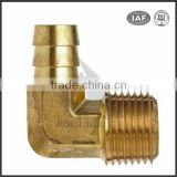 ISO 9001-2008 certificate male flanged brass bushing for motor