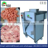 OULENO Stainless steel with bone dicing machine multifunctional automatic dicing machine cutting machine machine diced meat poul
