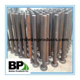 removable surface mounted steel bollards with large stock