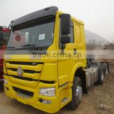 CHina SInotruk heavy truck howo 6x4 tow truck head made in CHina
