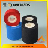 Diameter 36mm Height 36 Black HZXJ type Solid ink roll