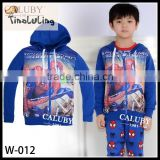wholesale hoodies spider-man hoodies kids sweatshirts custom hoodies