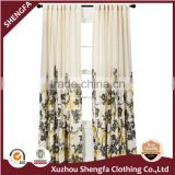 2016 latest digital water 3d shower curtain liner