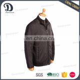 Factory sale black bomber jacket men jacket wholesale